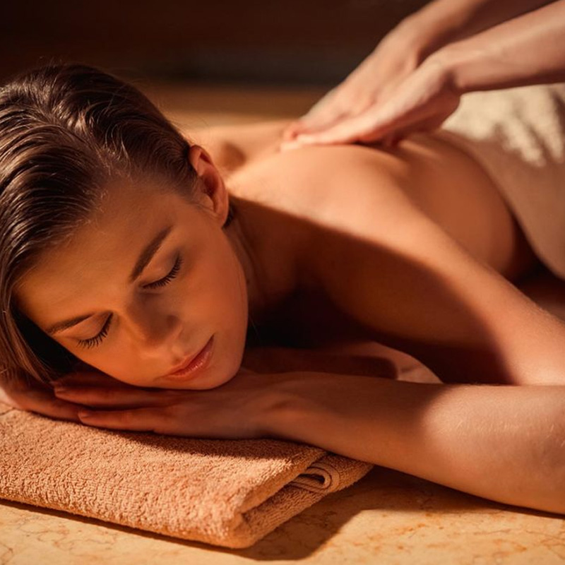 Massage relaxant Annecy